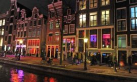 荷蘭紅燈區觀光,變得好嚴格