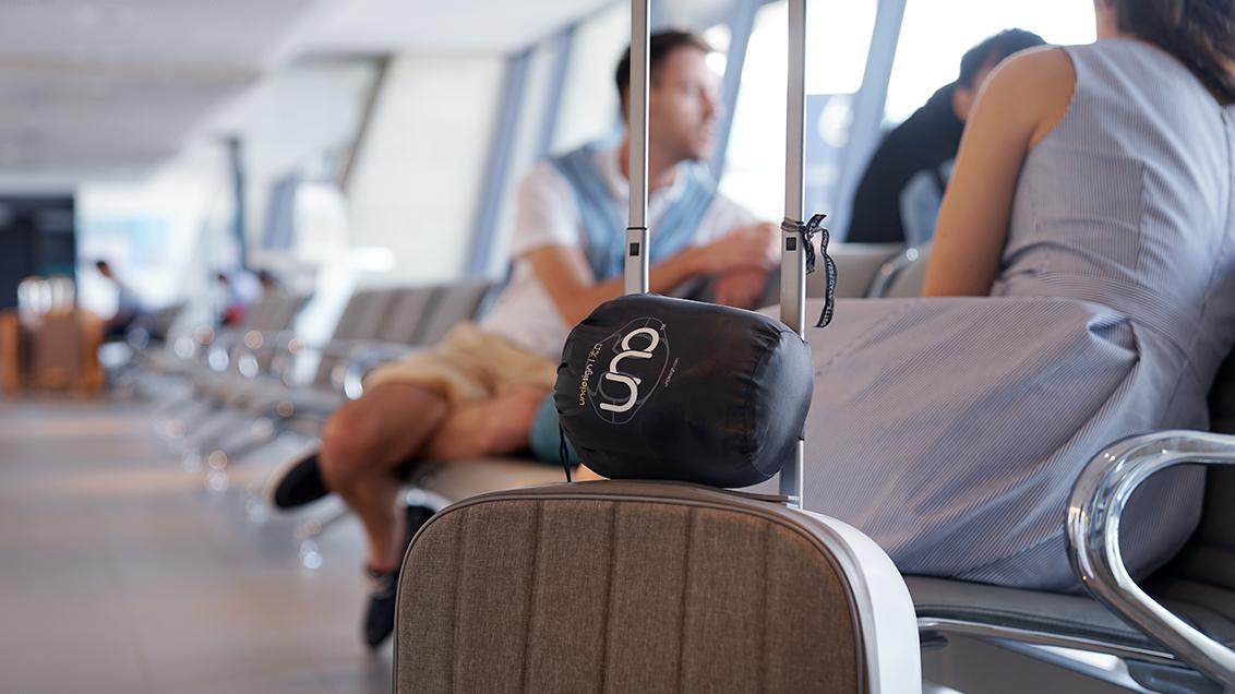uno U型枕,飛機枕