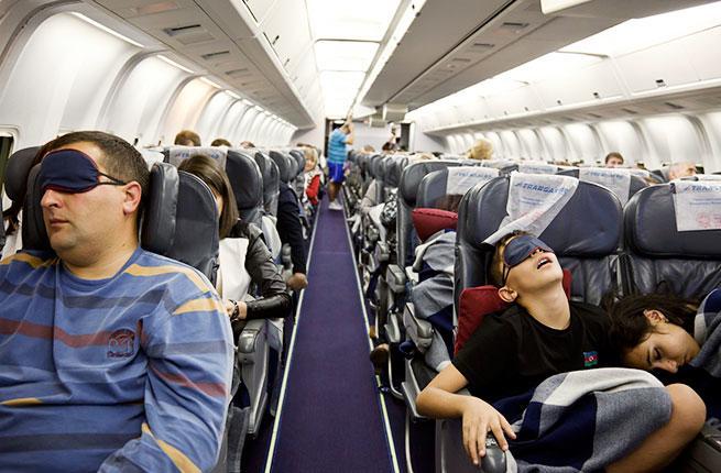 旅行時,除了睡得著也要睡得好