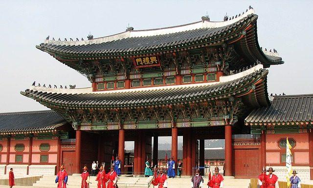 首爾景點推薦-景福宮