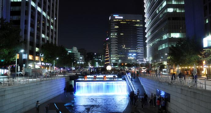 韓國首爾秘境