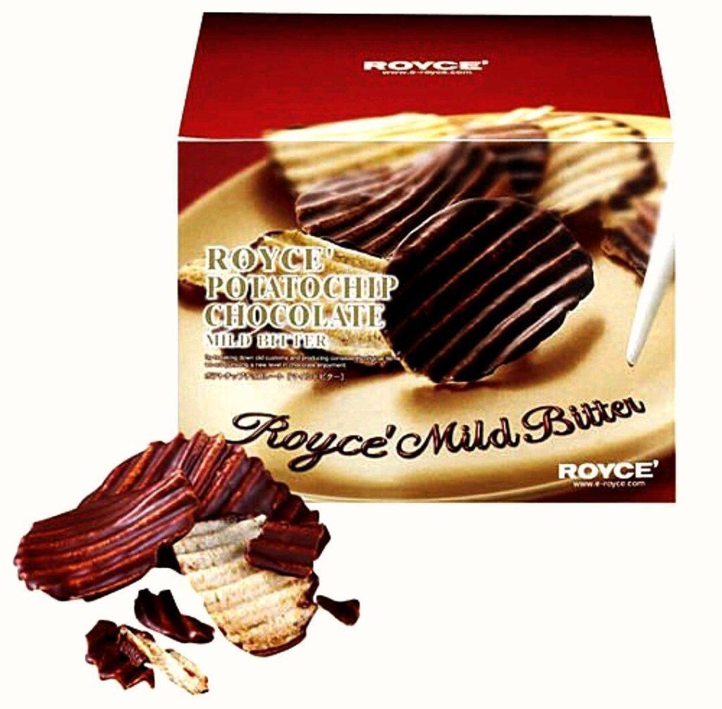 Royce巧克力洋芋片