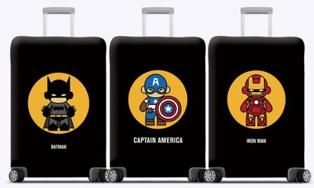 行李保護套實用性 如何選購 - 貼合行李箱大小