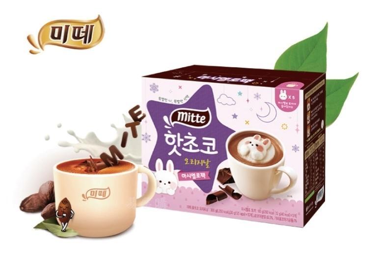 韓國必買零食巧克力