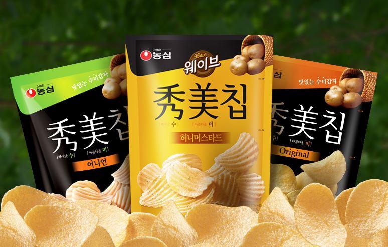 韓國必買零食 洋芋片