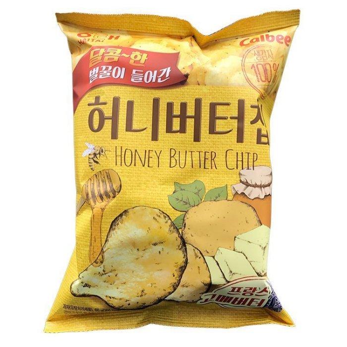 韓國必買零食洋芋片