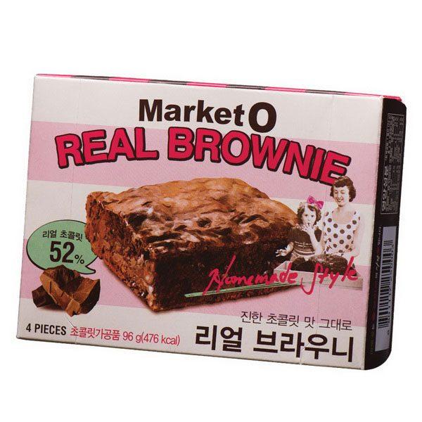 MarKetO 巧克力布朗尼