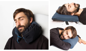 義大利BANALE OMNI 三用時尚旅枕