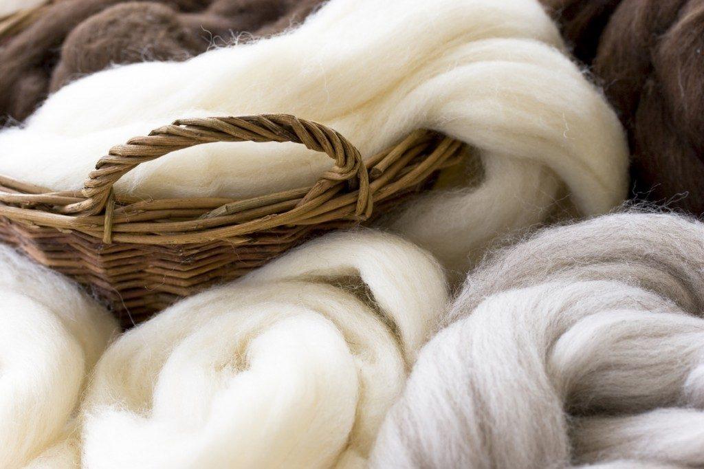 喀什米爾(Cashmere)羊毛
