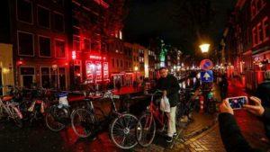 荷蘭紅燈區
