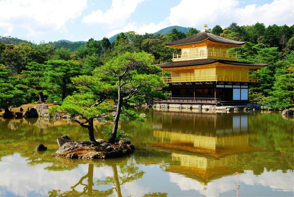 金閣寺(鹿苑寺) Rokuonji