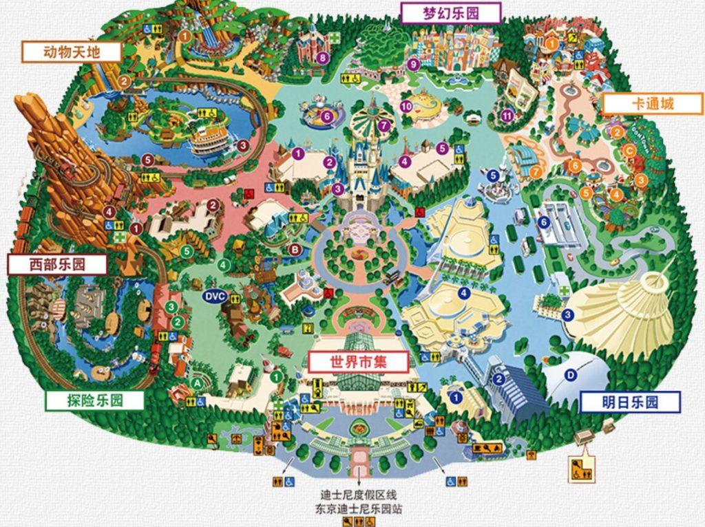 東京迪士尼樂園東京