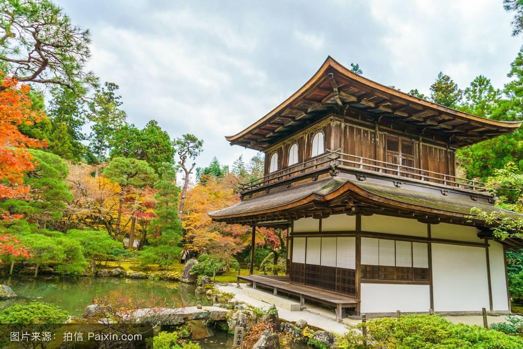 銀閣寺(慈照寺) Jisho-Ji