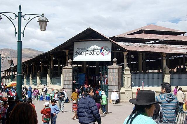 聖佩德羅市場