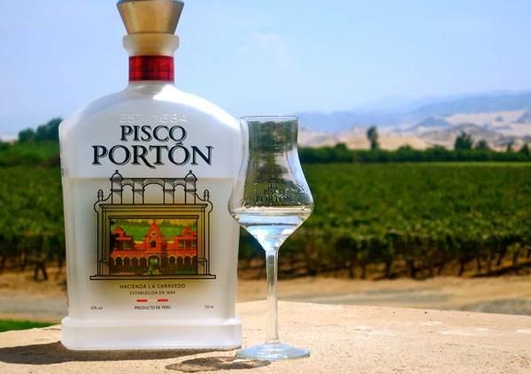 Pisco 酒