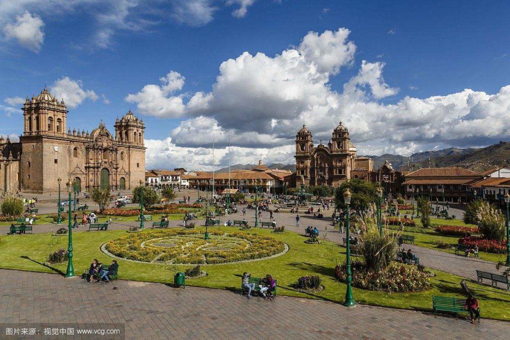 武器廣場 Plaza de Armas