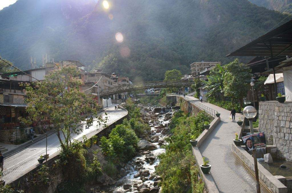 熱水鎮 Aguas Calientes