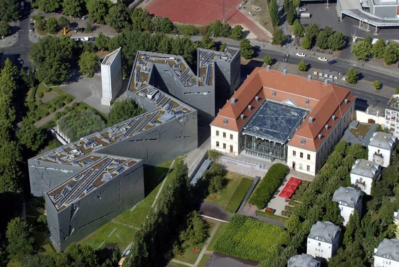 柏林猶太人博物館