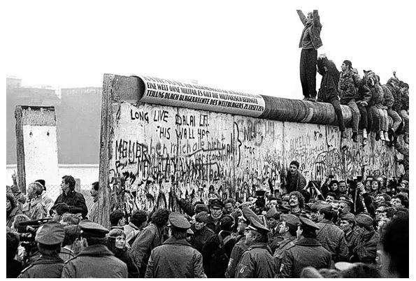 走過柏林牆,感受疤痕之痛