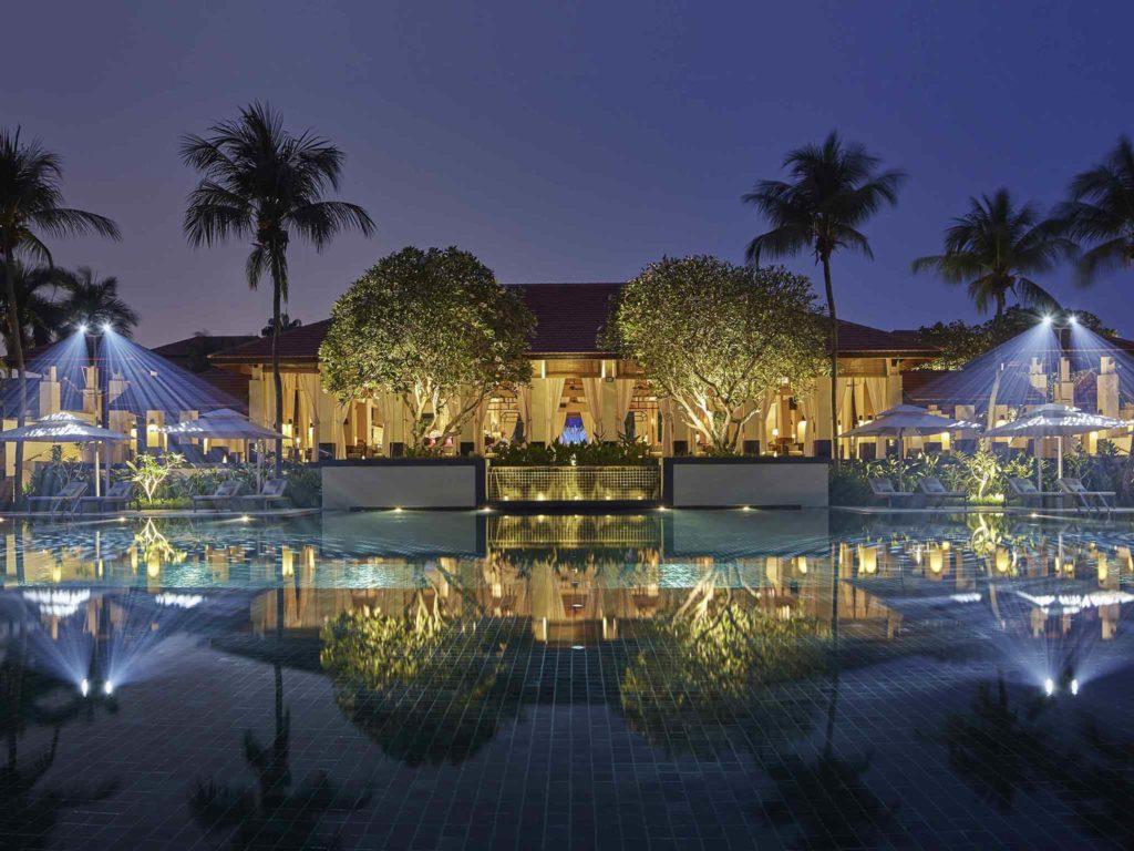 新加坡聖淘沙酒店