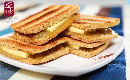 咖椰吐司 Kaya Toast