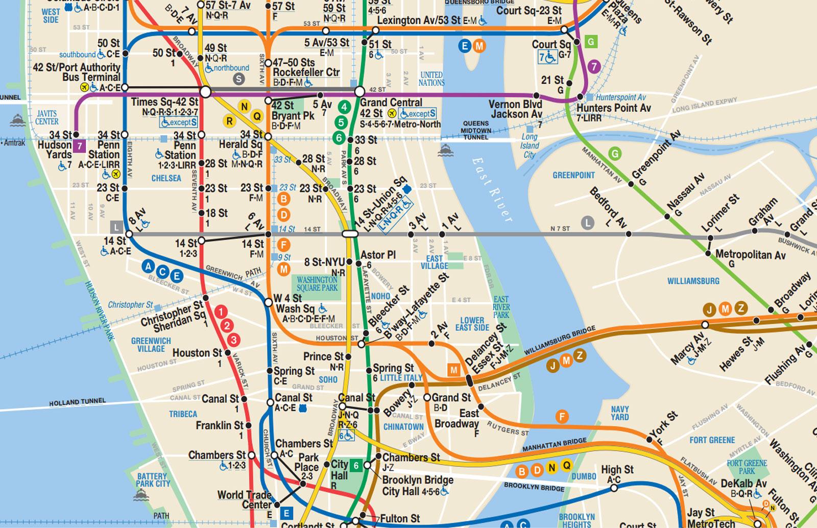 紐約推薦|行程路線篇