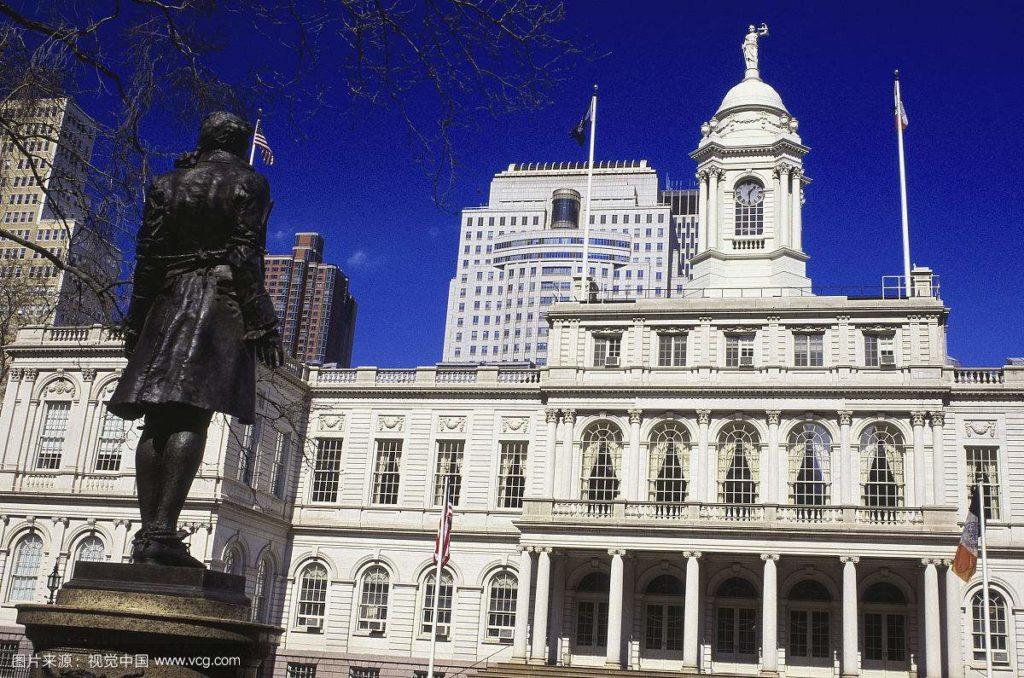 市政廳 City Hall