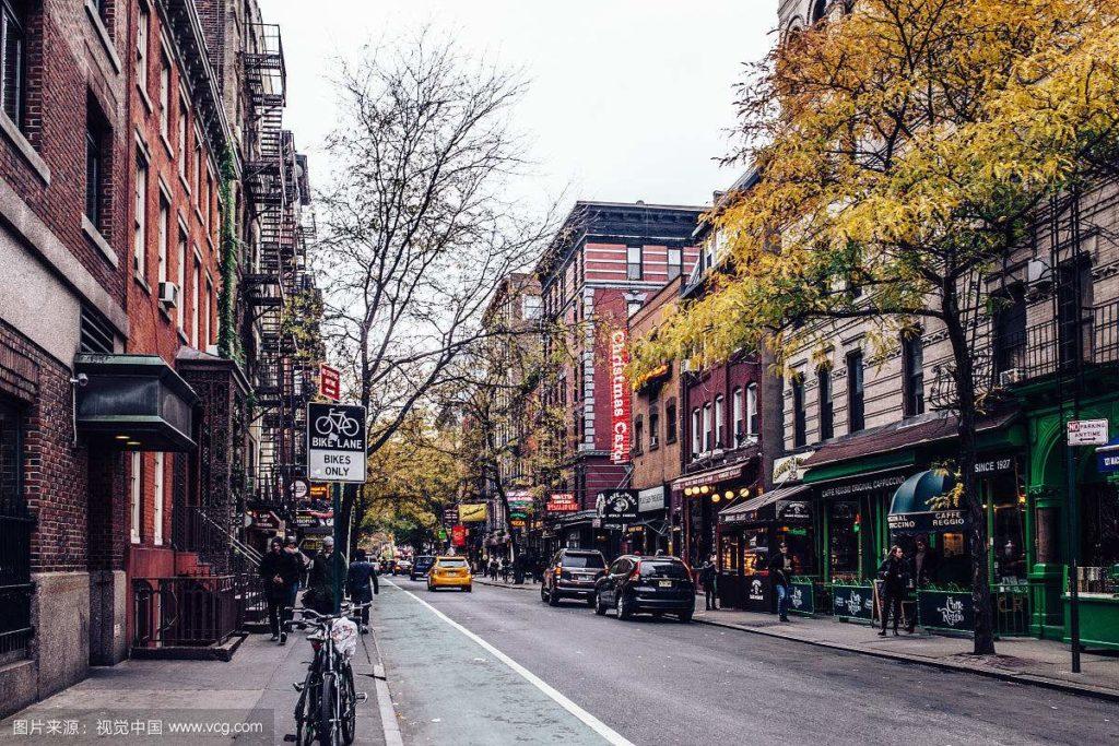 格林威治村 Greenwich Village