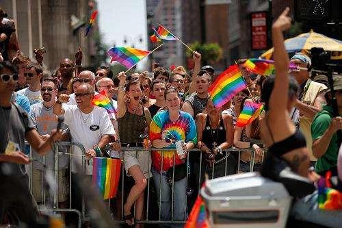 男女同性戀、雙性戀和變性人大遊行