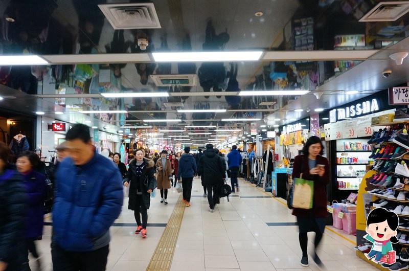 永登浦地下街