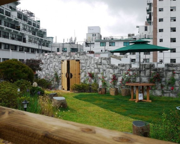 首爾時寓所