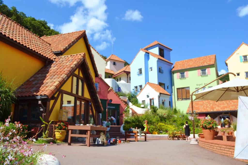首爾景點推薦-小法國村