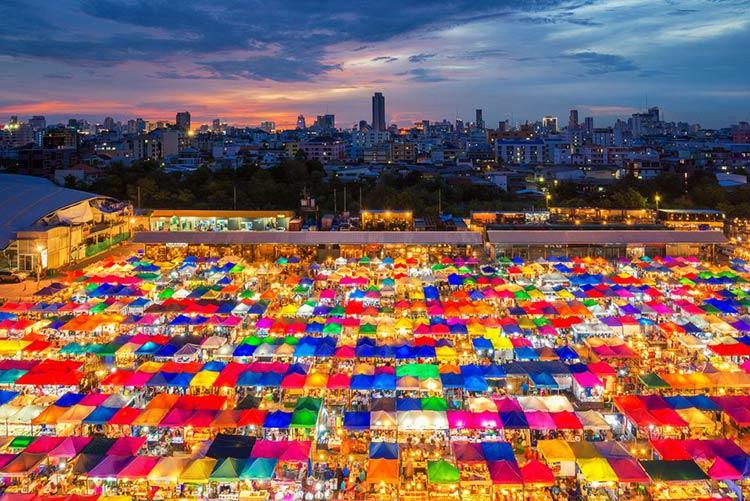 【 泰國自助旅遊全攻略  】|超詳細行程規劃+此生泰國必去五大景點