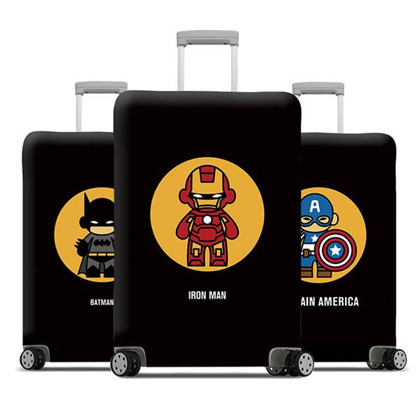 漫威行李箱保護套