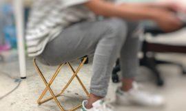 折疊椅只推這款,來自韓國的排隊神椅|輕巧好收納