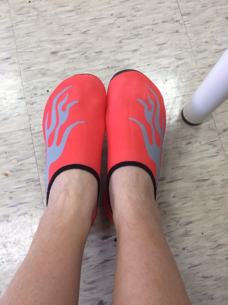 透氣涉水鞋