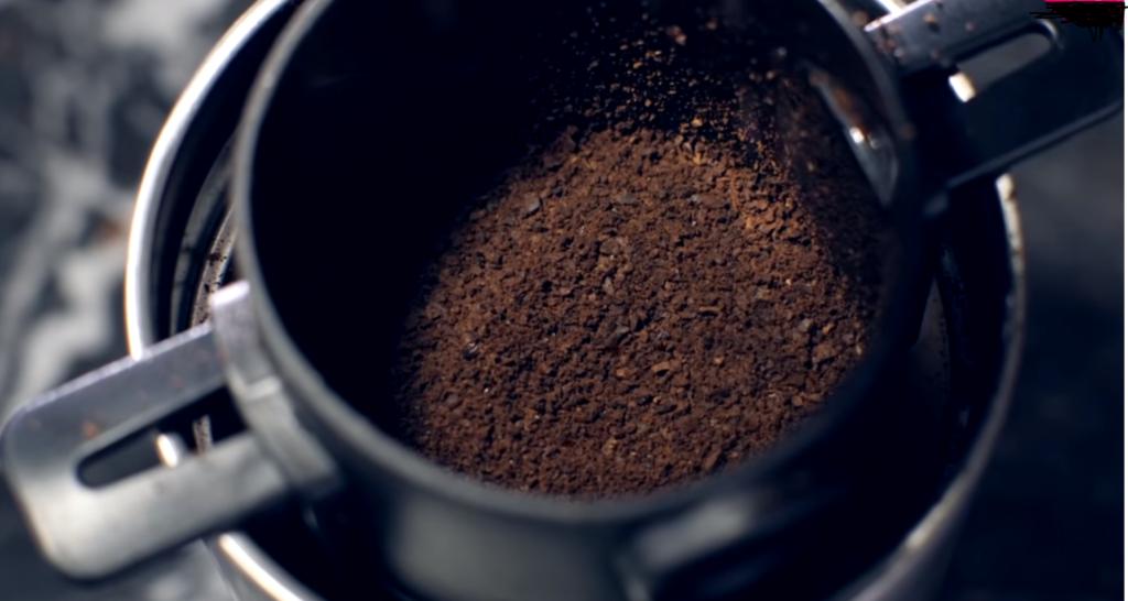 電動研磨咖啡杯