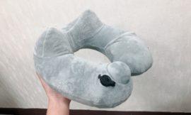 3D充氣頸枕|預防痠痛神器開箱文
