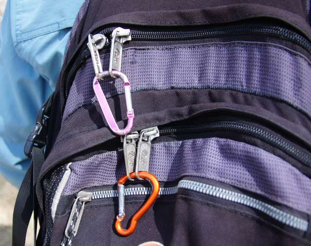 拉鏈鎖或鑰匙圈