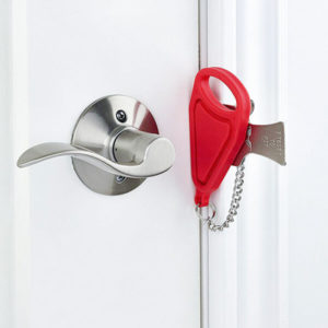 AddaLock 攜帶型防盜門鎖