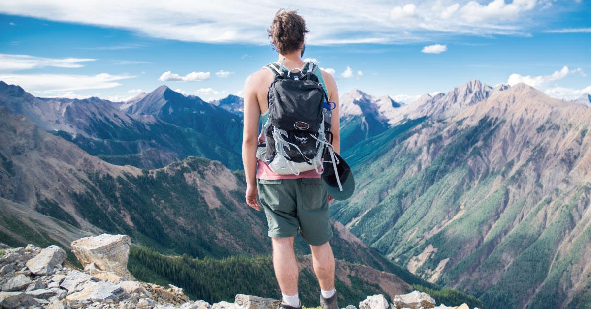 【2020旅行後背包推薦】實用旅行後包背,不用托運即可上飛機!