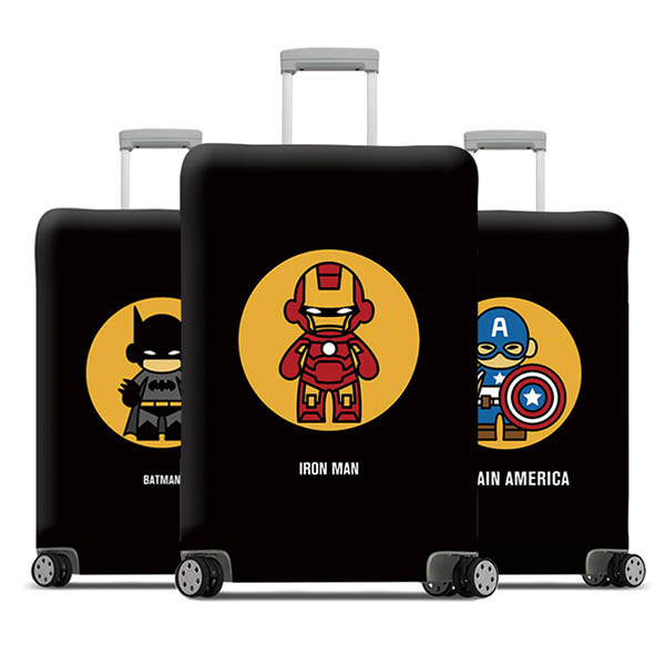 漫威系列行李箱套