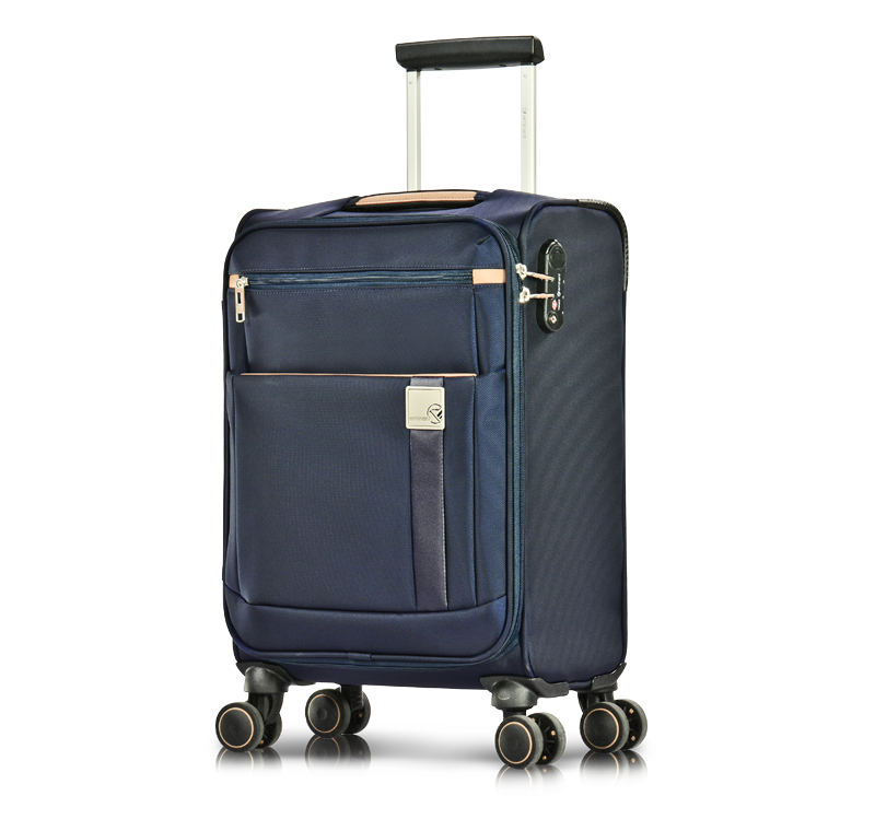萬國通路軟殼行李箱
