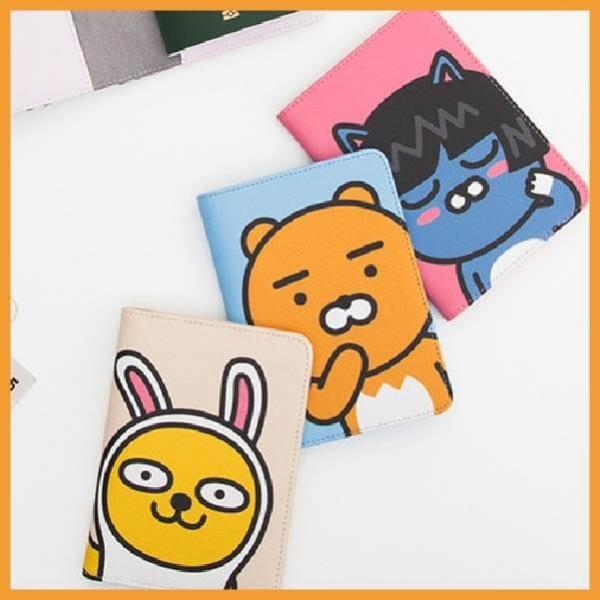 韓國正版Kakao護照套