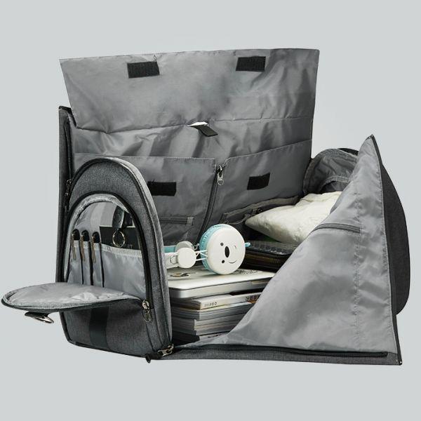二合一西裝旅行包