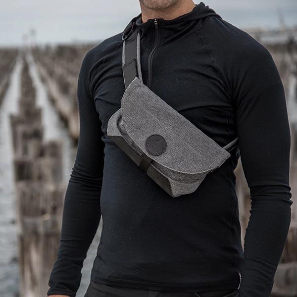 Air Sling Pro防盜機能側肩包