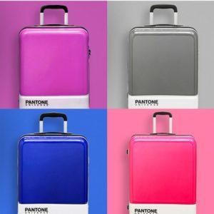 登機箱推薦-【PANTONE UNIVERSE】20吋色票行李箱