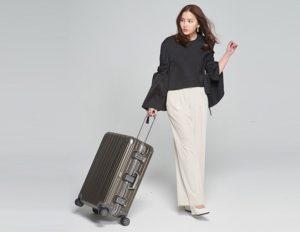 登機箱推薦-【SWISS STYLE】極緻奢華鋁鎂合金行李箱