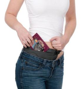 Pacsafe安全貼身防盜腰包