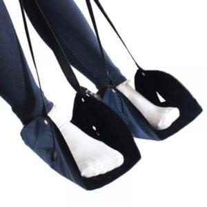 【新版】腳丫吊床|飛機腳吊床易收納